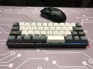 An example of a 40% keyboard