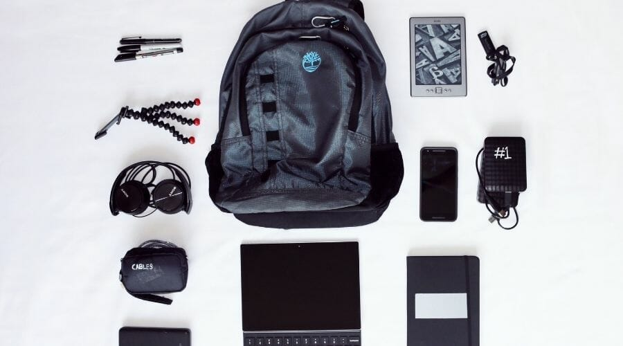 Gaming backpacks and travelling gear.