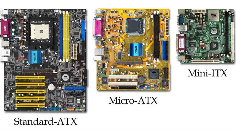 Can any motherboard fit into any case?