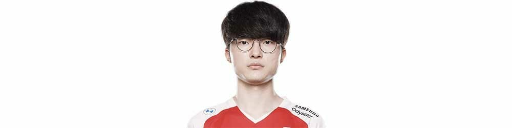 Who are the highest paid League of Legends players in the world? Faker is definitely one of them.